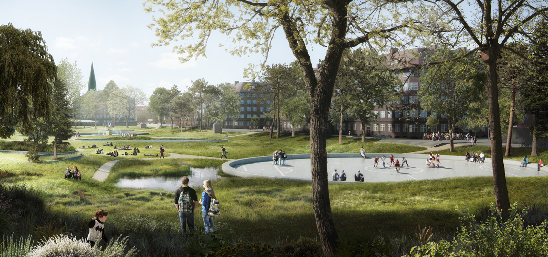 SLA, the Danes who merge city and nature