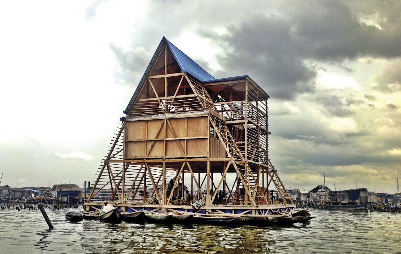 Life on water. Lessons from the floating school in Lagos
